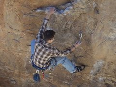 Rock Climbing Photo: start of armed robbery
