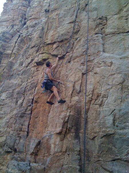 Rock Climbing Photo: Jail House