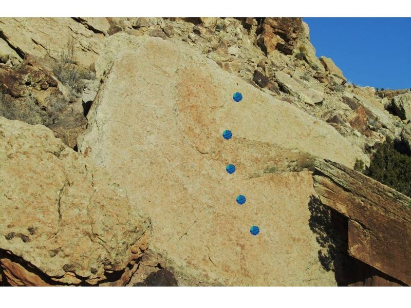 Rock Climbing Photo: Call Me Ishmael.