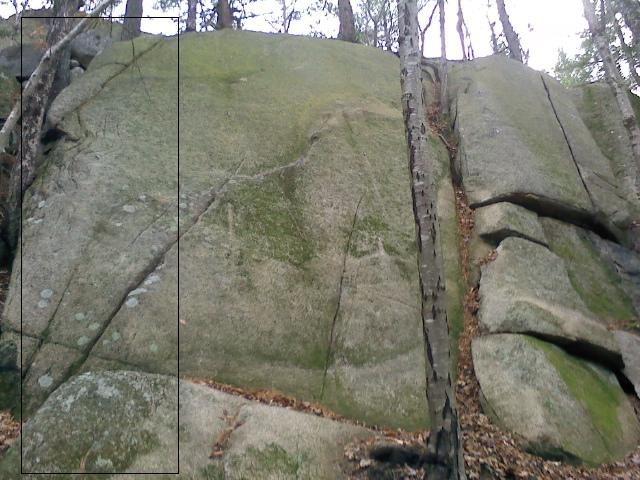 Rock Climbing Photo: Emerald City, 5.7.