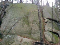 Rock Climbing Photo: Ruby Slippers.