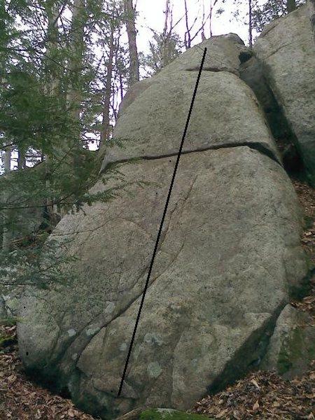 Rock Climbing Photo: Oil Can, 5.11.