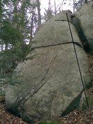 Rock Climbing Photo: Lollipop Gang, 5.8.