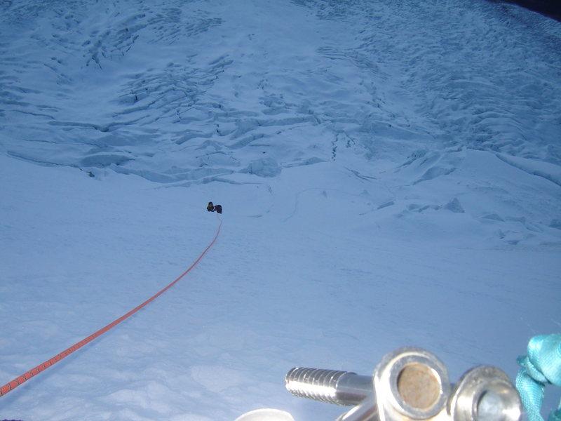 Rock Climbing Photo: HUASCARAN
