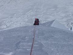 Rock Climbing Photo: Huascaran Expedition 2011, Eric Albino.