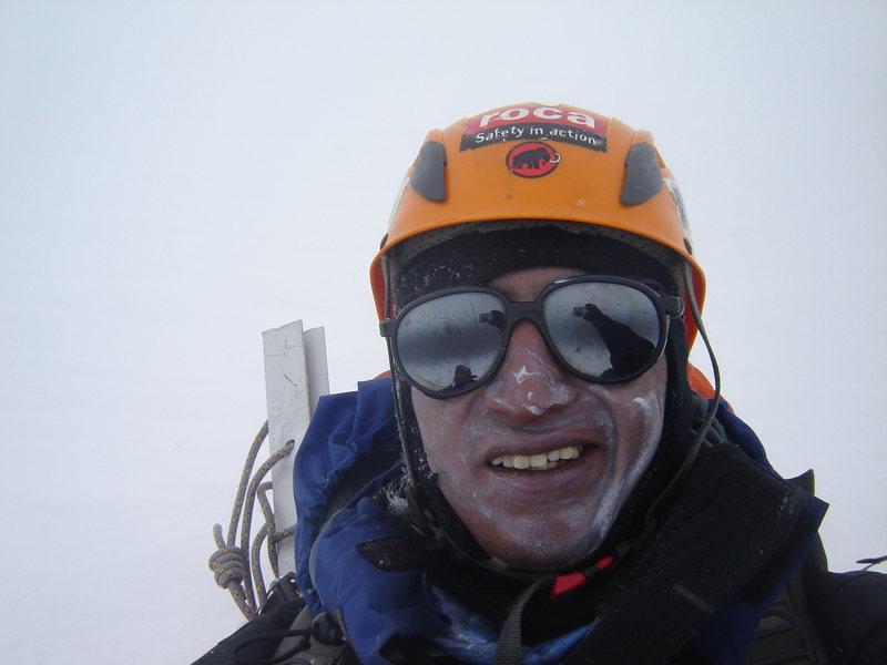 Huascaran Expedition 2011, Eric Albino.