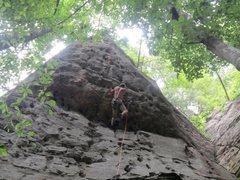 Rock Climbing Photo: johnny b. goode