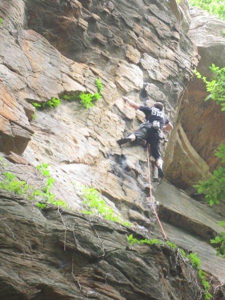 Rock Climbing Photo: Rothman cranking hard on plates! a brief history o...