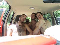 Rock Climbing Photo: the boys!