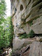 Rock Climbing Photo: Bathtub mary 5.11a