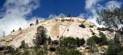 Rock Climbing Photo: Click Photo for High Res version.  (1) Branscum-Ma...
