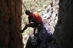 Rock Climbing Photo: Hi