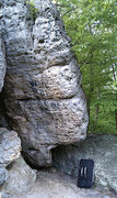 Rock Climbing Photo: The Electric Arete (aka Sneakie Arete) Pad for siz...