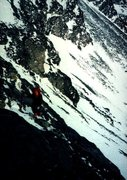 Rock Climbing Photo: Karl - Blanca, 1977