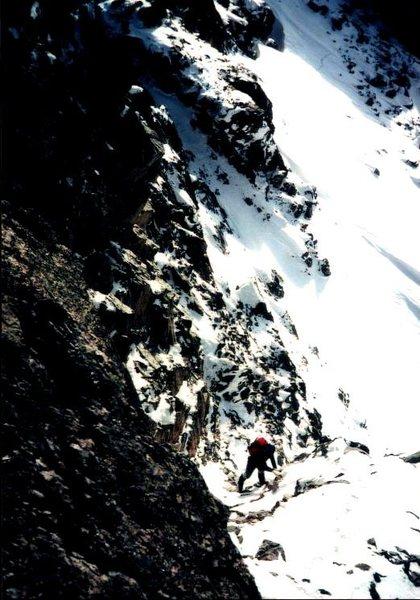 Dave - Lake Peak, 1978