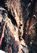 Rock Climbing Photo: Lella - Watch Crystal, 1979