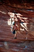 Rock Climbing Photo: Synapse