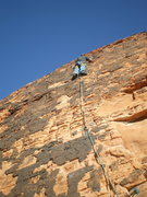 Rock Climbing Photo: bing!!!!