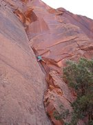 Rock Climbing Photo: Fun route