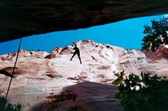 Rock Climbing Photo: kolob