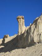 Rock Climbing Photo: Turkey Neck Tower.