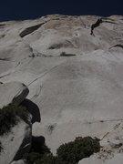 Rock Climbing Photo: Kinda a trick question...