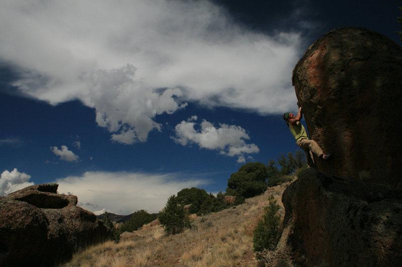 Another great Boulder City problem. V3?