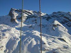 Rock Climbing Photo: Ofen in November