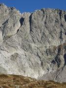 Rock Climbing Photo: Cassina Baggia in autumn
