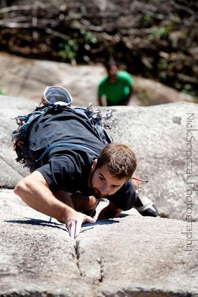 Me, on Jabberwocky.<br> Photo: http://nicksopczakphotography.com/