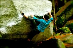 Rock Climbing Photo: Easy in an Easy Chair