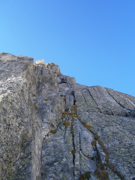 Pitch five of Schwoabaweg