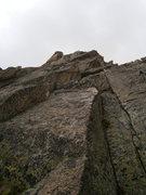 Rock Climbing Photo: Pitch six of Schindlewäg