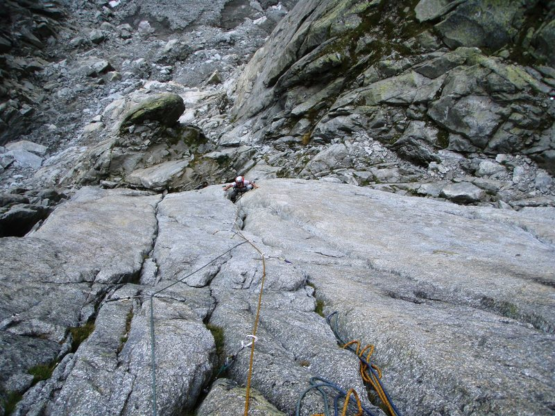 Pitch one of the Niedermann (5c)