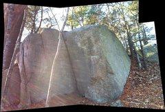 Rock Climbing Photo: Floyd's Chimney.
