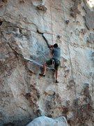 Rock Climbing Photo: Joe