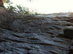 Rock Climbing Photo: 5.12d