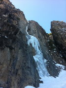 Rock Climbing Photo: P1 Ames Ice Hose.