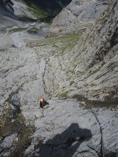 Pitch one of Naebel und Chempae (5a)