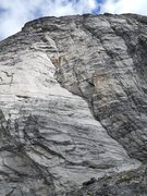 Rock Climbing Photo: RIGHT SIDE, WEST FACE