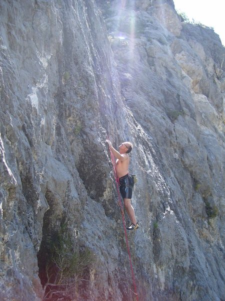 Rock Climbing Photo: Not fair to guess if you won't post a new pic!