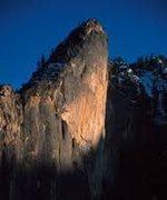Rock Climbing Photo: I'm so proud of myself.