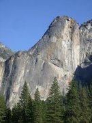 Rock Climbing Photo: mountain's face