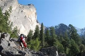 Rock Climbing Photo: approch