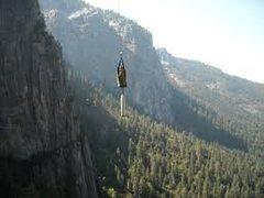 Rock Climbing Photo: hauling a lot of times