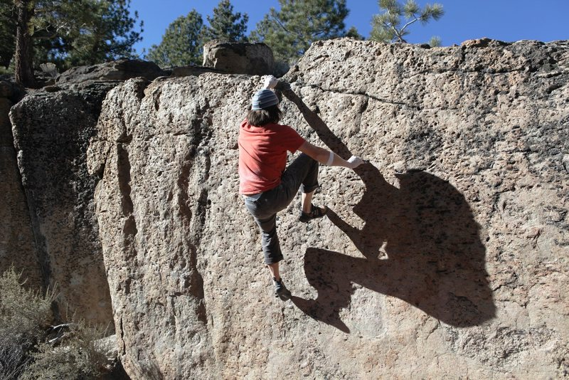 Rock Climbing Photo: The Bells the bells