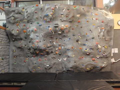 Rock Climbing Photo: Bouldering Wall!