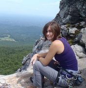 Rock Climbing Photo: Moore's Wall, NC