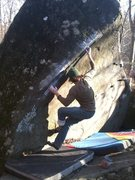 Rock Climbing Photo: Apex