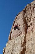 Rock Climbing Photo: Enjoying a warm December day. Photo credit: Curt D...